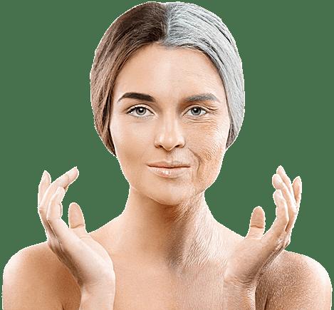 Вікові зміни шкіри і перманентний макіяж (татуаж).